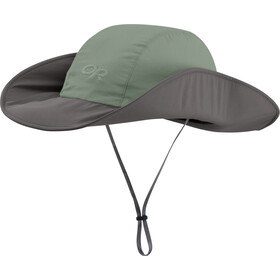 Outdoor Research Seattle Chapeau, sage/pewter